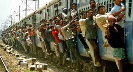 Complaints Indian Railways